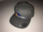 Colorado Denver Broncos FlexFit Wool Trucker by Brawlin