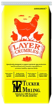 Tucker Milling 16% Layer Crumbles