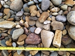 "River Rock 5 (6"" Colored) Bulk"