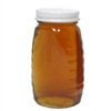 Honey Jar 8 oz.  Cs. 24