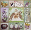 1045 Bunny Collage