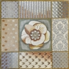 1068a Pearl Floral Collage