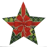115a Argyle Tree Topper Star