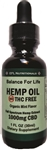 Hemp Oil THC Free 1000mg