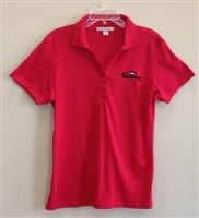 Ladies Polo Shirt - Silk Touch Interlock 65/35
