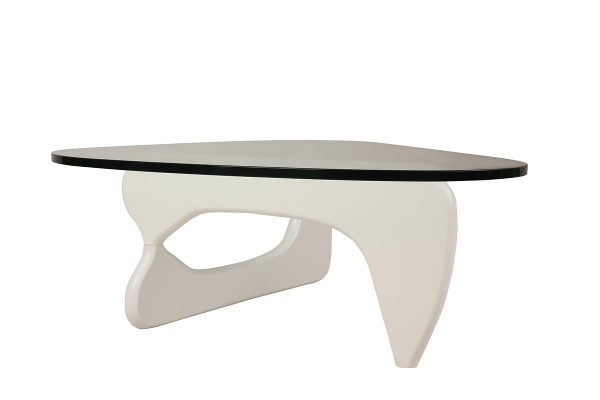 Noguchi Coffee Table Base Isamu Noguchi Coffee Table With White Base