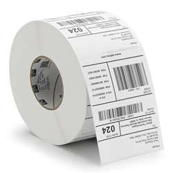 Zebra Media Dogbone Rfid Label For Zd500R Single Roll item known as : 10018353