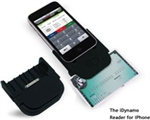 iDynamo, MAGTEK, IDYNAMO, SECURE CARD READER FOR 4G IPHONE AND APPLE IPAD, BLACK, REQUIRES REVERSE DNS, BUNDLESEED ID AND KEY