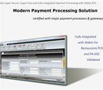 Aldelo EDC : Aldelo Credit Card Processing Software