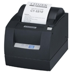Ct-S310 Thermal Pos Printer (Cts310Ii, Usb) - Color: Black