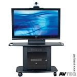 Cart (32 Inch Metal, Hold One 42 Inch To 50 Inch Plasma With Table Top Mounting)