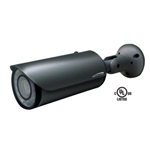 Speco O2B16 Full HD 1080p 2MP Bullet IP Camera, 3-9mm Lens, Dark Grey Housing