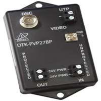 Ditek Fixed Camera Protection, 12/24Vdc Power item known as : PVP27BP