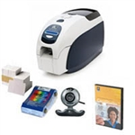 Zxp Series 3 Card Printer (Quickcard Bundle-Printer, Mag Encoder, Software, Web Cam, Media)