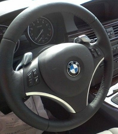 Bmw Paddle Shift Retrofit