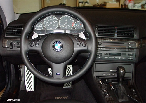 Bmw Paddleshift Retrofit