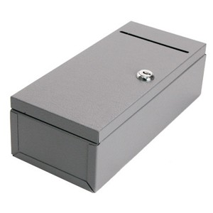 0590-1 Cashier's Check Stub File Box