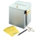 5620-32 Steel Suggestion Box