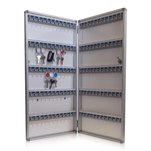 Buy Large Aluminum key cabinet B1120