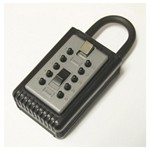 C3PP Supra Portable Pushbutton/Shackle Lockbox