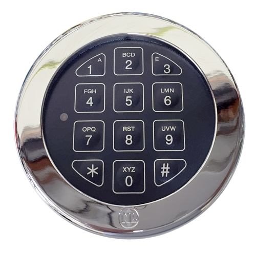 Electronic Safe Lock To Install On Safes
