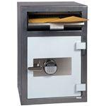 FD-3020E Hollon Front Loading Depository Safe With Electronic Lock