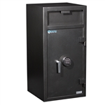 FD-4020K Protex Front Loading Drop Safe with Locking Inter Compartment