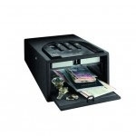 GVB1000-BIO Quick Access Gun Safe Biometric Mini Vault