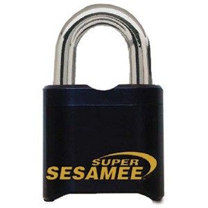 K636 SUPER SESAMEE  High Security Combination Padlock