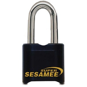 K637 SUPER SESAMEE  High Security Combination Padlock