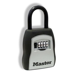 M5400D Master Key Storage Lock Shackle Style