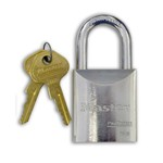 "M7040 Pro Series 1-3/4"" Wide Solid Steel Body Padlock"