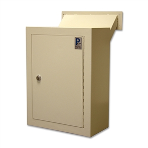 MDL-170 Protex Wall Drop Box w/ Adjustable Chute