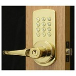 PAK-01L Touchpad, Electronic Keyless Entry Lockset