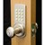 PAKK-01K Touchpad, Electronic Keyless Entry Lockset