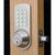 PFK Touchpad Electronic Deadbolt Lockset