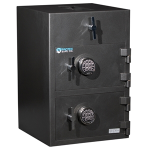 RDD-3020 Protex Top Loading Rotary-Depository Safe