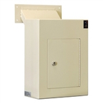 WDC-160 Protex Wall Drop Box w/ Adjustable Chute