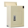 WDC-160E Protex Wall Drop Box w/ Adjustable Chute