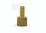 Brass Pipe to Hose Adapters FPT x Hose Size