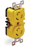 Marinco 15 Amp 125 Volt Devices  Locking Type