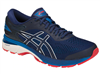 Asics Men's Gel-Kayano 25: Indigo Blue/Cream