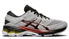 Asics Men's Gel Kayano 26 - Piedmont Grey/ Black