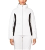Spyder Women's Prevail Jacket- White/ Black