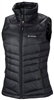 Columbia Women's Gold 650 Turbo Down Vest - Black