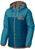 Columbia Women's Mountainside Full Zip Jacket LAGOON/BETA
