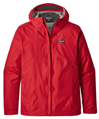 Patagonia Torrent Shell -Fire Red