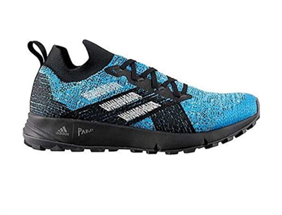 Adidas Terrex Two Parley - Shock Cyan/ Grey One/ Black
