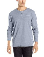 Columbia Men's Alpine Thistle Henley Shirt - Carbon