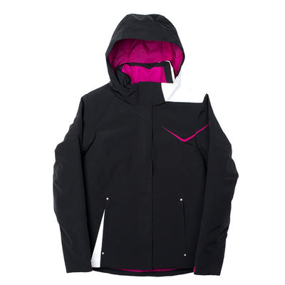 Spyder Women's Amp Jacket- Black/Wild/White